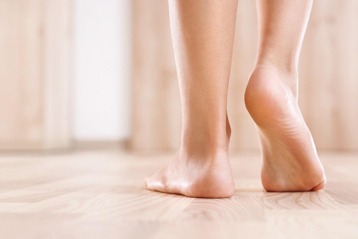 Distorsione del piede