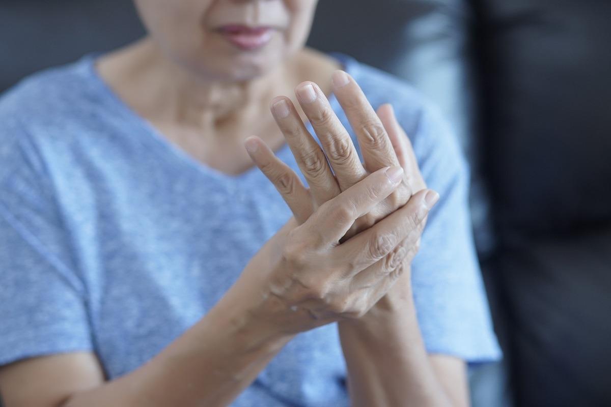 Osteoartritev
