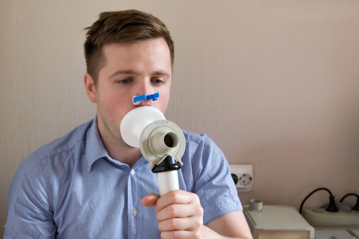 Test di broncodilatazione