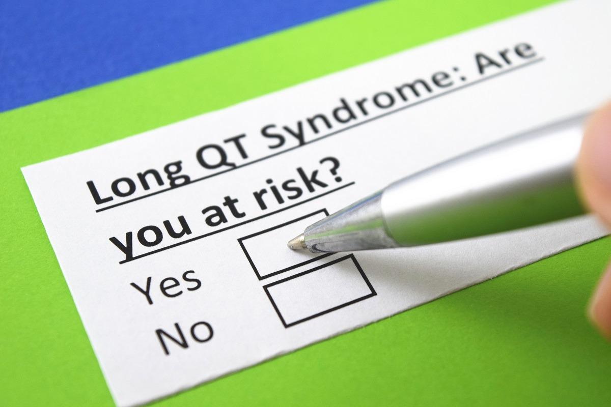Sindrome cardiaca del QT lungo